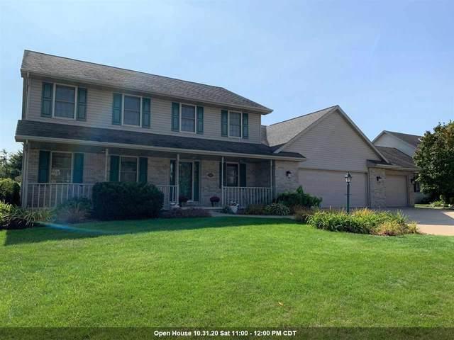 1525 Temple More Lane, Green Bay, WI 54313 (#50228787) :: Ben Bartolazzi Real Estate Inc
