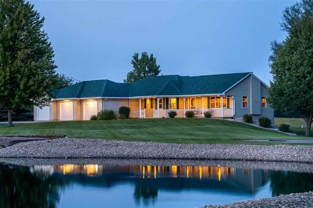 N6540 Hwy Pp, Black Creek, WI 54106 (#50229365) :: Todd Wiese Homeselling System, Inc.