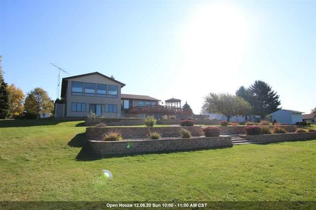 N6750 Hilltop Drive, Fond Du Lac, WI 54937 (#50230799) :: Ben Bartolazzi Real Estate Inc