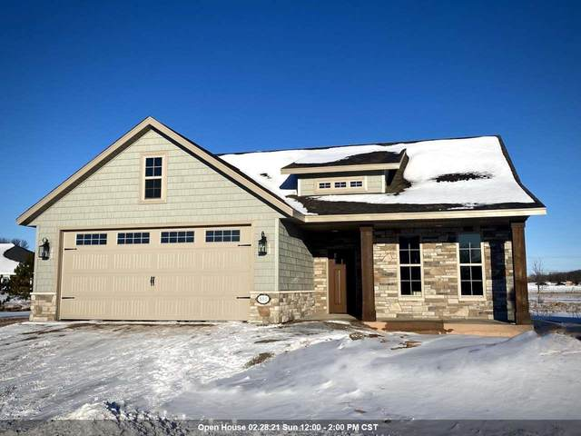 881 Whisper Falls Lane, Menasha, WI 54952 (#50230983) :: Carolyn Stark Real Estate Team