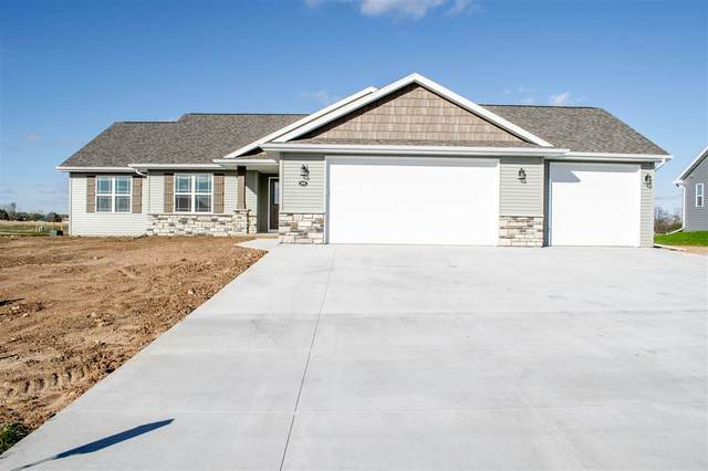 W6768 Design Drive, Greenville, WI 54942 (#50231736) :: Todd Wiese Homeselling System, Inc.