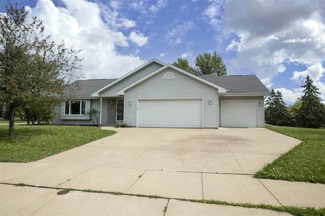1283 Southfield Drive, Menasha, WI 54952 (#50245837) :: Todd Wiese Homeselling System, Inc.