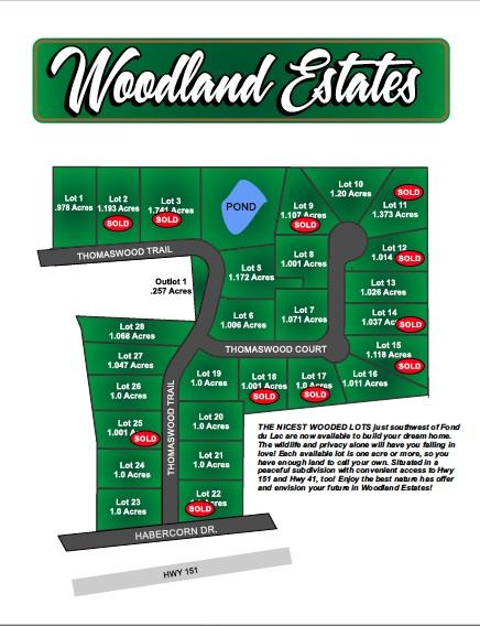 Thomaswood Trail, Fond Du Lac, WI 54937 (#40500050) :: Todd Wiese Homeselling System, Inc.