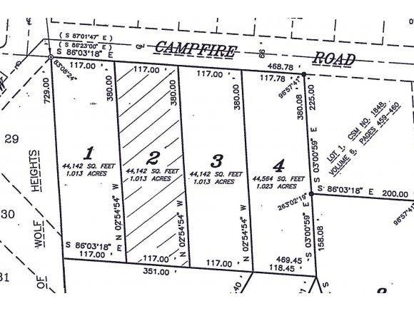 Campfire Road #2, Shawano, WI 54166 (#50139035) :: Symes Realty, LLC