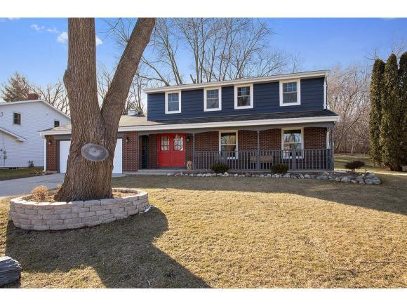 2512 Bittersweet Avenue, Green Bay, WI 54301 (#50159396) :: Dallaire Realty