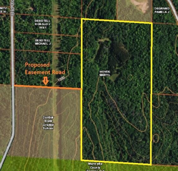 Old County A Road, Dunbar, WI 54119 (#50175683) :: Symes Realty, LLC