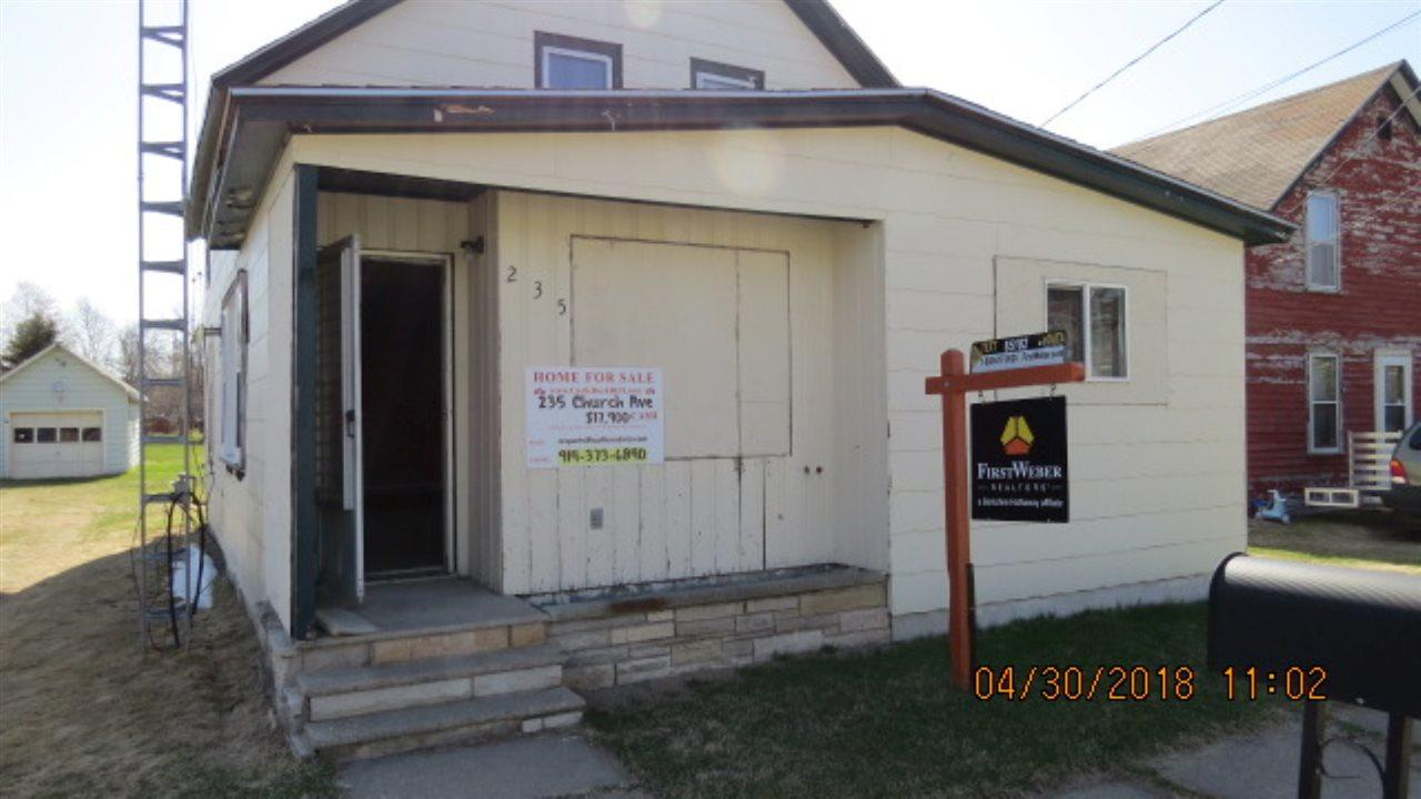 235 Church Street, Redgranite, WI 54970 (#50178702) :: Dallaire Realty
