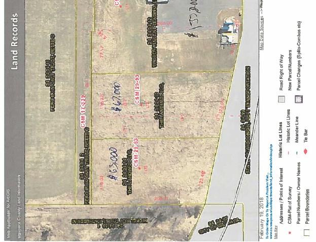 Runway Drive, Waupaca, WI 54981 (#50179251) :: Dallaire Realty