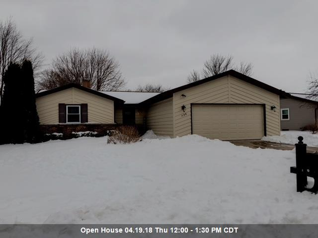 1130 Park Village Drive, Neenah, WI 54956 (#50181446) :: Dallaire Realty