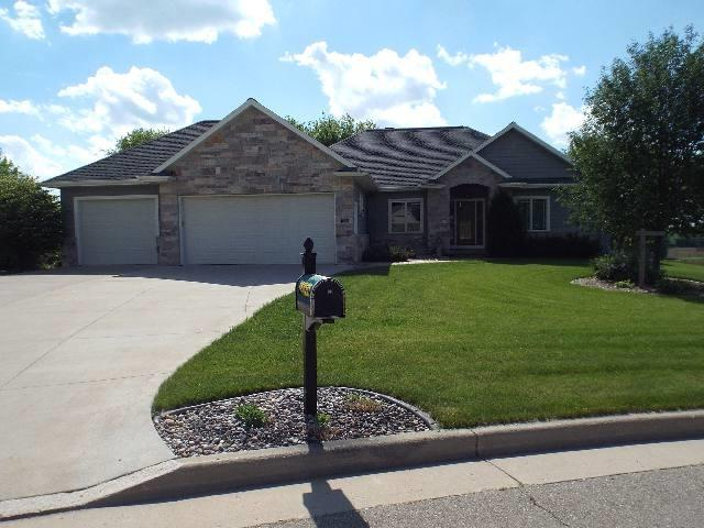 845 Windsor Road, Ripon, WI 54971 (#50184618) :: Dallaire Realty