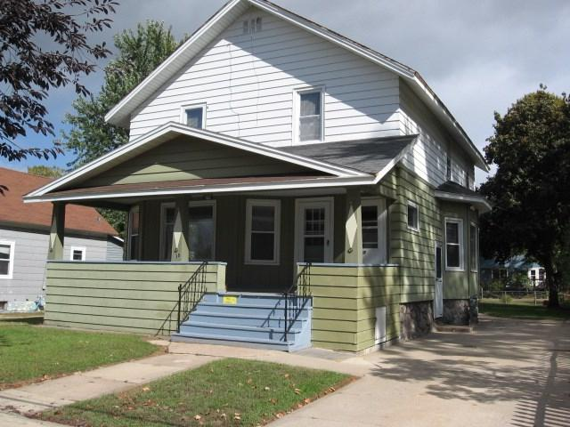 138 S Andrews Street, Shawano, WI 54166 (#50187523) :: Todd Wiese Homeselling System, Inc.