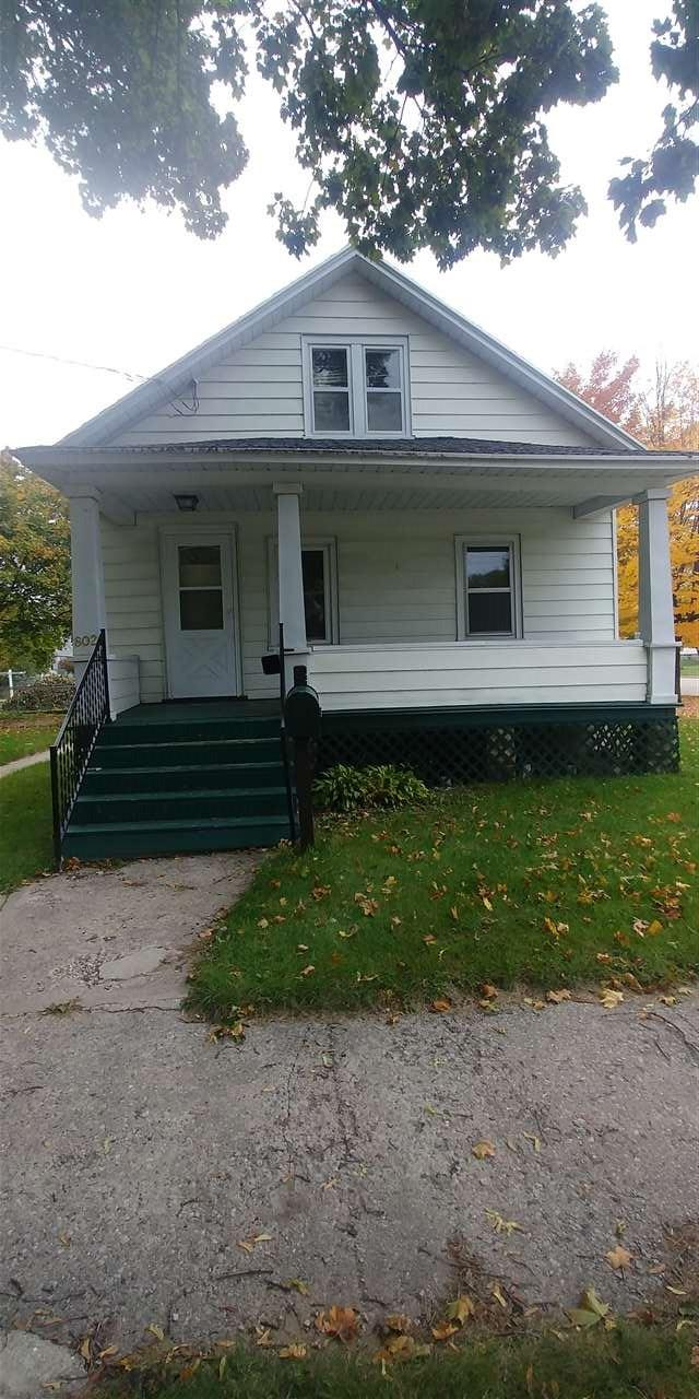 802 Cleveland Avenue, Marinette, WI 54143 (#50193271) :: Symes Realty, LLC