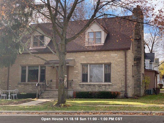 163 Spring Street, Berlin, WI 54923 (#50194779) :: Todd Wiese Homeselling System, Inc.