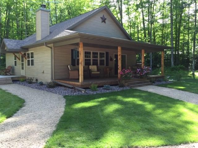 16944 Archibald Lake Road, Lakewood, WI 54138 (#50200811) :: Dallaire Realty