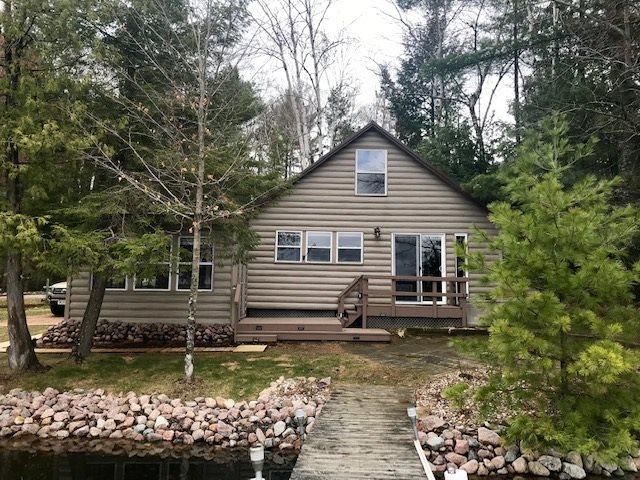 17843 Lake John Road, Lakewood, WI 54138 (#50202500) :: Dallaire Realty