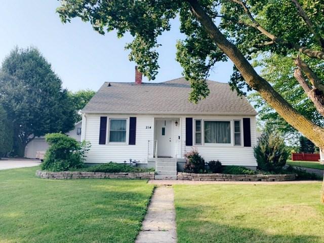 214 Saratoga Street, Chilton, WI 53014 (#50207753) :: Dallaire Realty