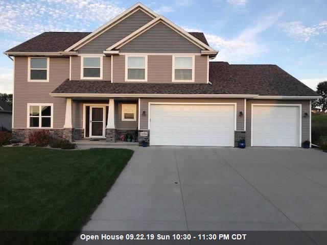 4364 N Star Ridge Lane, Appleton, WI 54913 (#50211149) :: Dallaire Realty