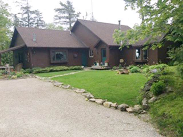 6966 Hwy 57, Baileys Harbor, WI 54202 (#50211256) :: Todd Wiese Homeselling System, Inc.