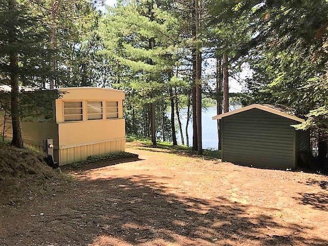 14695 N Lake John Lane, Lakewood, WI 54138 (#50211311) :: Todd Wiese Homeselling System, Inc.