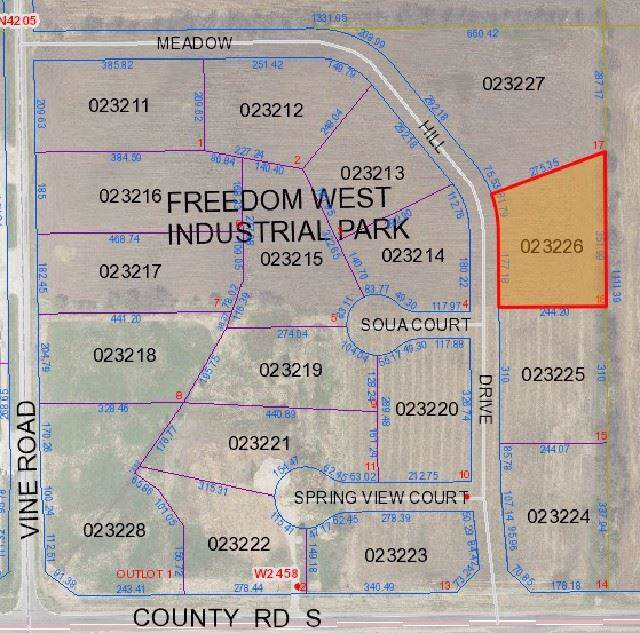 Meadow Hill Drive, Freedom, WI 54913 (#50216505) :: Symes Realty, LLC