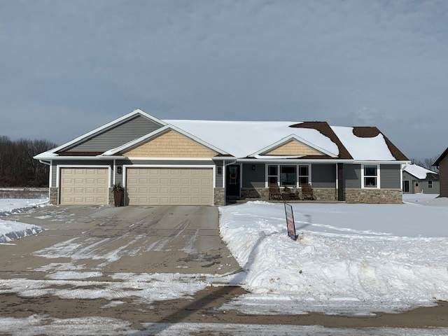 2222 Creeksedge Circle, De Pere, WI 54115 (#50217290) :: Todd Wiese Homeselling System, Inc.
