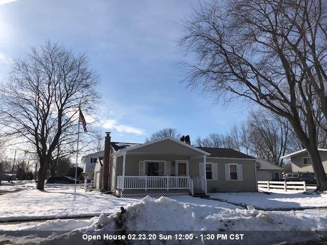 1713 E Melrose Avenue, Appleton, WI 54911 (#50217494) :: Dallaire Realty