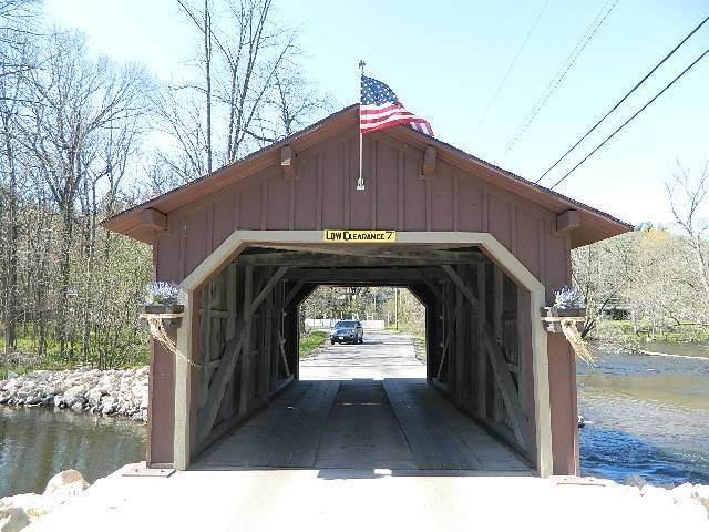 Covered Bridge Road, Waupaca, WI 54981 (#50221767) :: Dallaire Realty