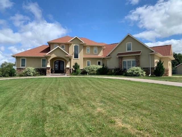 N5110 Lakeview Way, Bonduel, WI 54107 (#50225935) :: Symes Realty, LLC