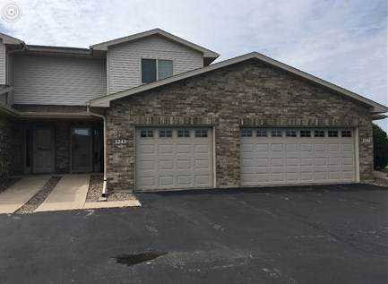 1243 Pond View Circle #32, De Pere, WI 54115 (#50228584) :: Symes Realty, LLC