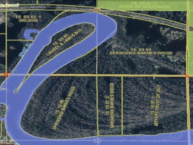Hwy 54, New London, WI 54961 (#50233556) :: Dallaire Realty