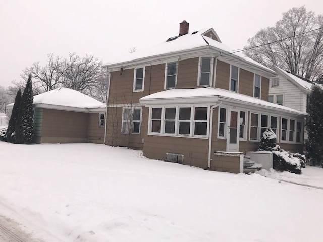 615 N Lawson Street, Green Lake, WI 54941 (#50234263) :: Todd Wiese Homeselling System, Inc.