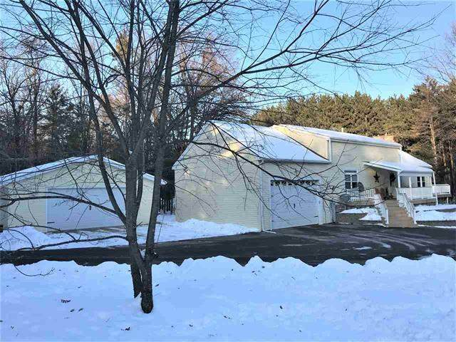 N6934 Woods Lane, Shawano, WI 54166 (#50234785) :: Town & Country Real Estate