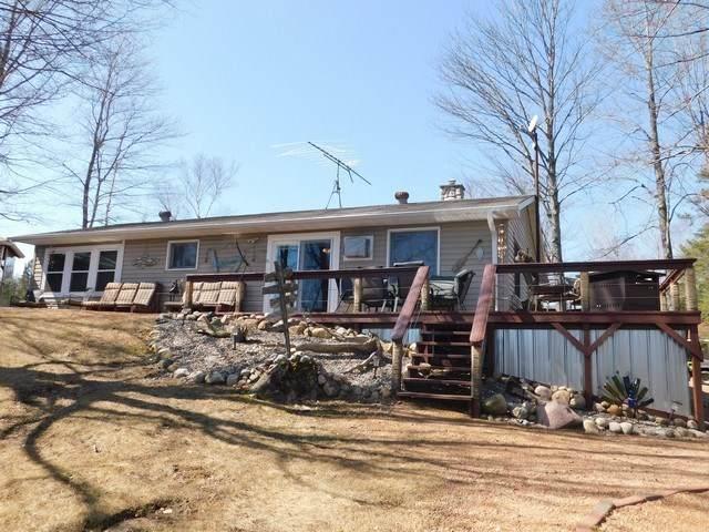 1674 N Lily Lake Lane, Pickerel, WI 54465 (#50237707) :: Ben Bartolazzi Real Estate Inc