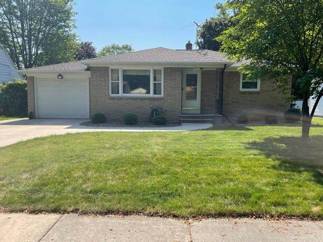 811 Colonial Avenue, Green Bay, WI 54304 (#50243728) :: Symes Realty, LLC