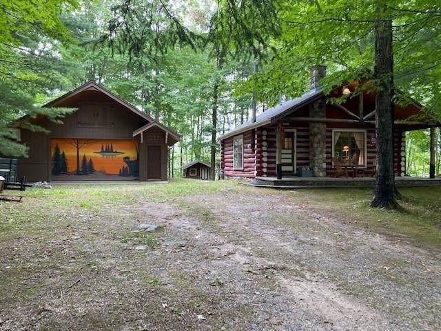 14447 Paya Lake Road, Mountain, WI 54147 (#50247315) :: Todd Wiese Homeselling System, Inc.