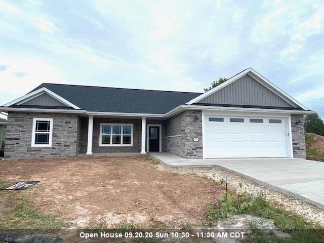 921 Whisper Falls Court, Menasha, WI 54952 (#50219655) :: Carolyn Stark Real Estate Team