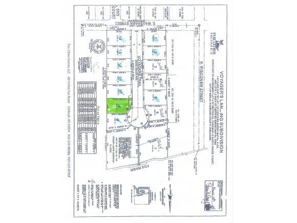 Voyagers Trail #9, Berlin, WI 54923 (#50070880) :: Todd Wiese Homeselling System, Inc.