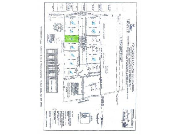 Voyagers Trail #12, Berlin, WI 54923 (#50070887) :: Todd Wiese Homeselling System, Inc.