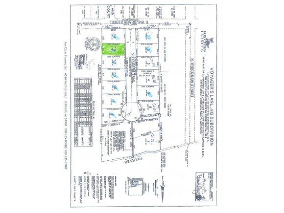 Voyagers Trail #13, Berlin, WI 54923 (#50070893) :: Todd Wiese Homeselling System, Inc.
