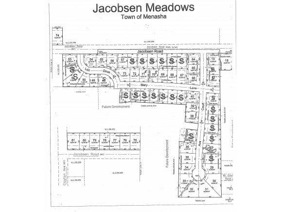 2121 Jacobsen Road #18, Neenah, WI 54956 (#50073664) :: Symes Realty, LLC