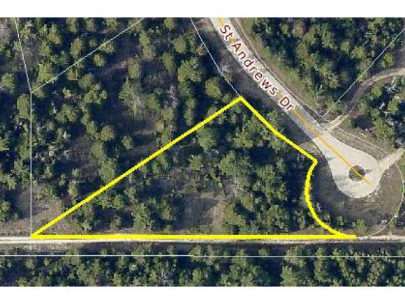 Lot 22 St Andrews Drive #22, Baileys Harbor, WI 54202 (#50140050) :: Symes Realty, LLC
