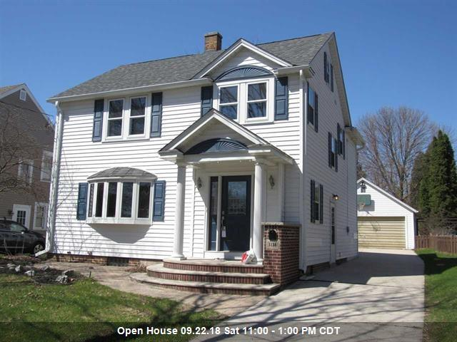 1138 N 16TH Street, Manitowoc, WI 54220 (#50191492) :: Dallaire Realty