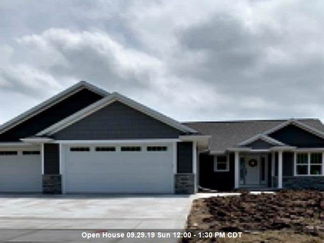3528 Church Road, Green Bay, WI 54311 (#50206182) :: Todd Wiese Homeselling System, Inc.