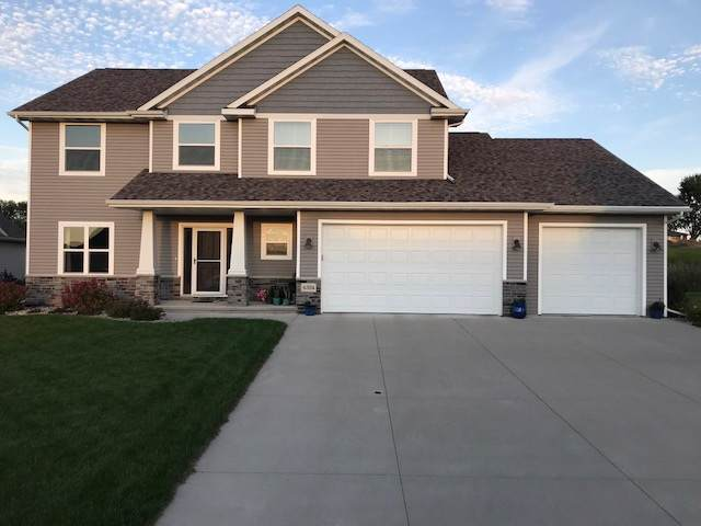 4364 N Star Ridge Lane, Appleton, WI 54913 (#50211149) :: Todd Wiese Homeselling System, Inc.