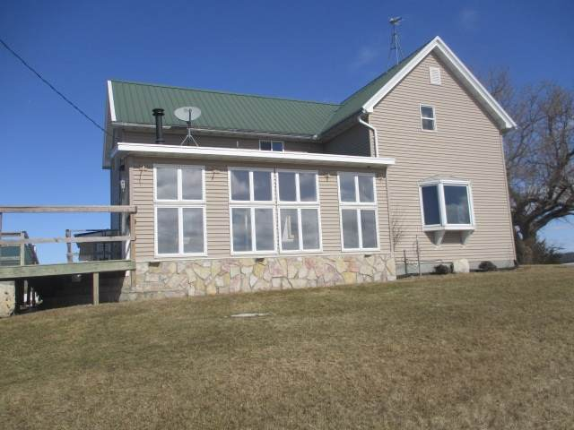 W3221 Silica Road, Malone, WI 53049 (#50218553) :: Dallaire Realty