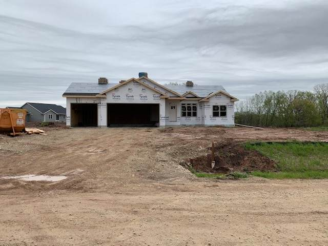4215 Hayfield Drive, Omro, WI 54963 (#50220438) :: Todd Wiese Homeselling System, Inc.