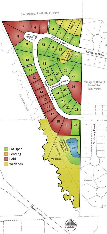 Stockbury Street, Green Bay, WI 54313 (#50229743) :: Symes Realty, LLC