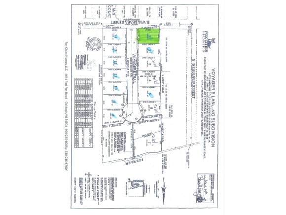 Voyagers Trail #1, Berlin, WI 54923 (#50070870) :: Todd Wiese Homeselling System, Inc.