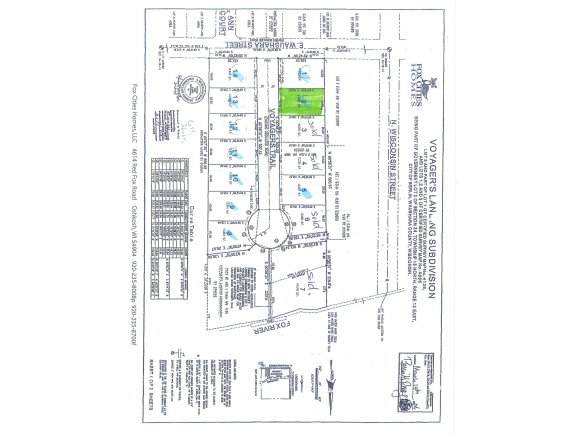 Voyagers Trail #2, Berlin, WI 54923 (#50070874) :: Todd Wiese Homeselling System, Inc.