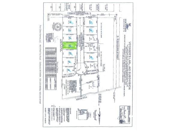 Voyagers Trail #11, Berlin, WI 54923 (#50070884) :: Todd Wiese Homeselling System, Inc.